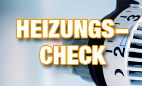 HEIZUNGS-CHECK